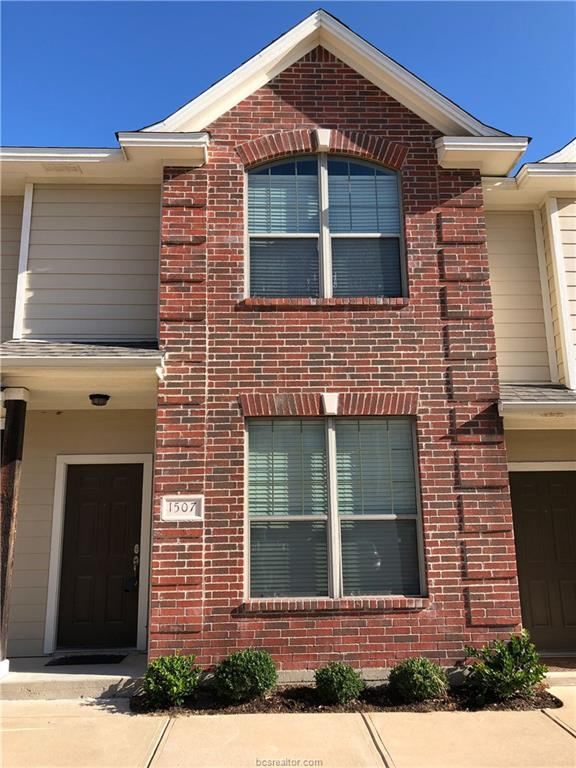 1000 Spring Loop #1507, College Station, TX 77840 (MLS #18014032) :: The Lester Group