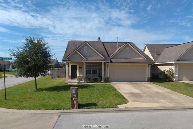 3908 Crown Ridge Court, College Station, TX 77845 (MLS #18014163) :: Treehouse Real Estate