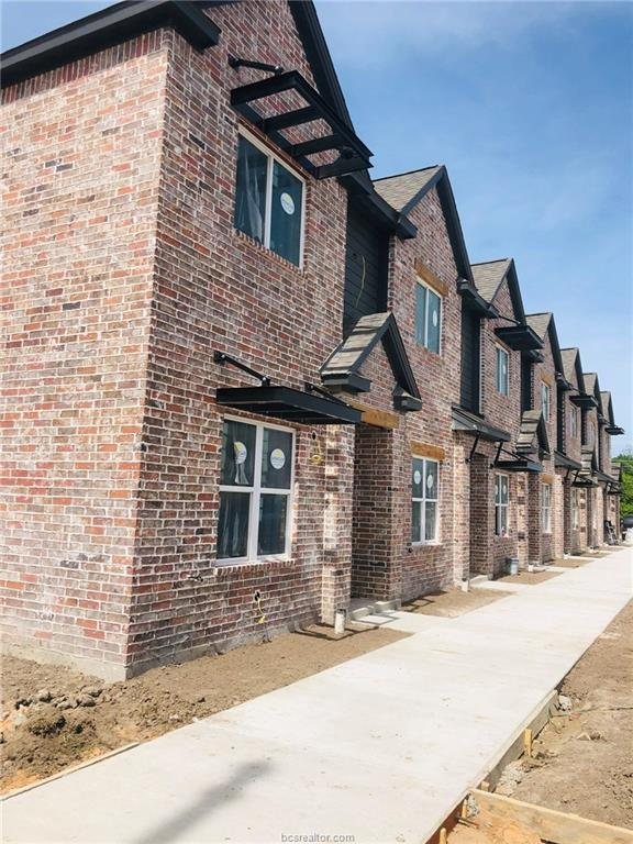 1451 Associates Avenue #103, College Station, TX 77845 (MLS #19000810) :: Treehouse Real Estate