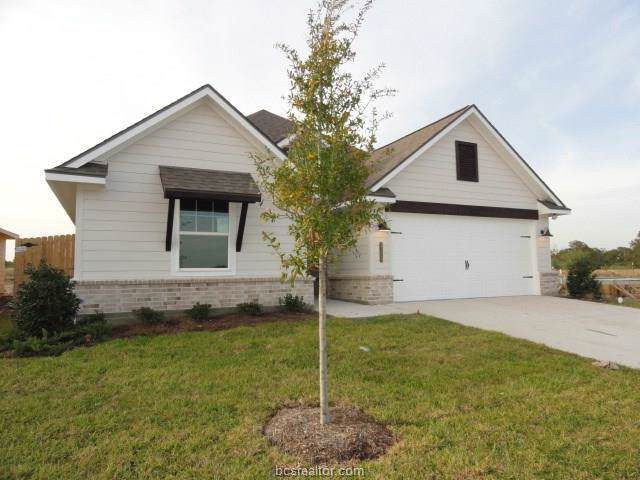 3129 Normandy, Bryan, TX 77808 (MLS #19014146) :: BCS Dream Homes
