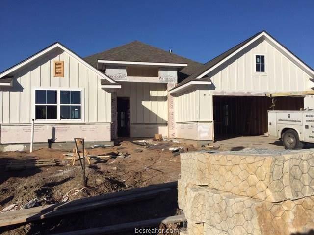 4203 Harding, Bryan, TX 77802 (MLS #19017558) :: NextHome Realty Solutions BCS