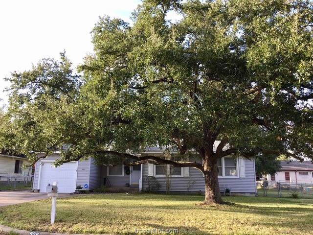 906 North Avenue, Bryan, TX 77802 (MLS #19018605) :: Cherry Ruffino Team