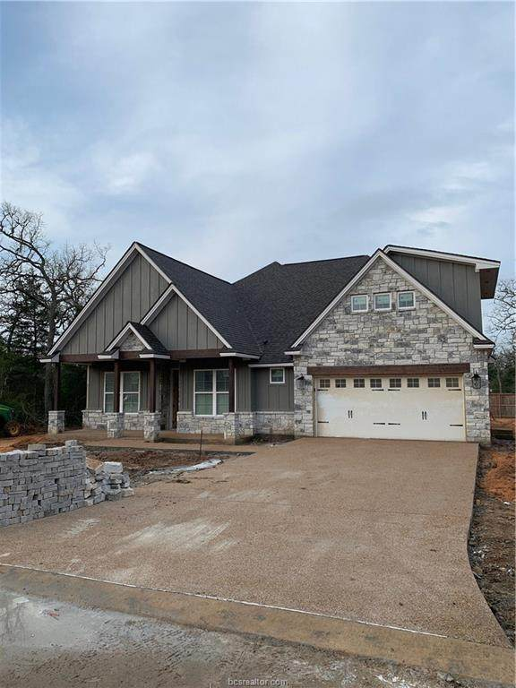 1729 Blanco Bend Drive, College Station, TX 77845 (MLS #20000981) :: The Lester Group