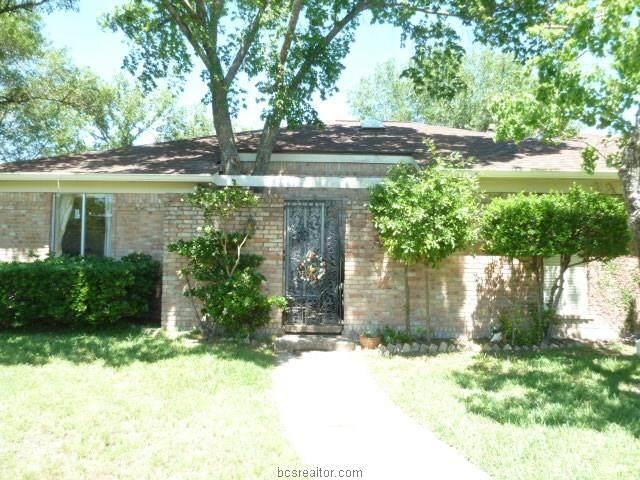 1603 Brook Hollow Drive, Bryan, TX 77802 (MLS #20005380) :: NextHome Realty Solutions BCS