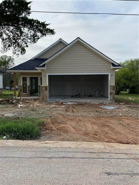 1508 Dansby Street, Bryan, TX 77803 (MLS #20013780) :: The Lester Group