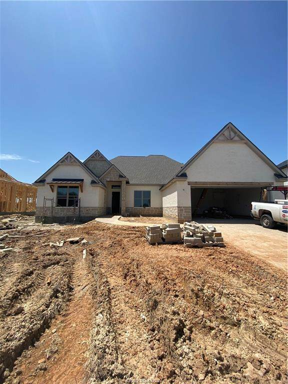 4715 Pearl River Court, College Station, TX 77845 (MLS #21000272) :: NextHome Realty Solutions BCS