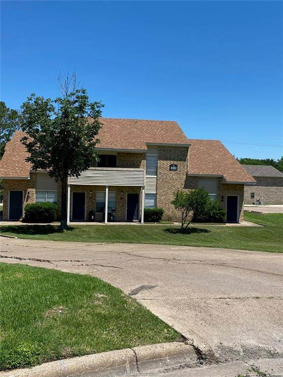 401 Summer Court A-D, College Station, TX 77840 (MLS #21005372) :: RE/MAX 20/20