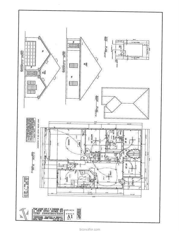 1803 Cornish Ct Court, Bryan, TX 77801 (MLS #21006981) :: RE/MAX 20/20