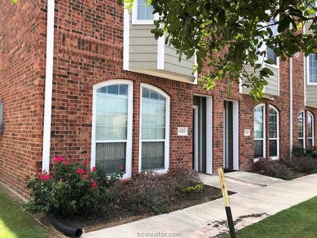 1198 Jones Butler Road #1601, College Station, TX 77840 (MLS #21009419) :: The Lester Group