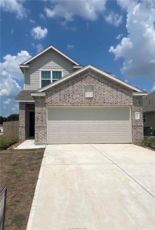 967 Marquis Drive, Bryan, TX 77803 (MLS #21010360) :: Cherry Ruffino Team