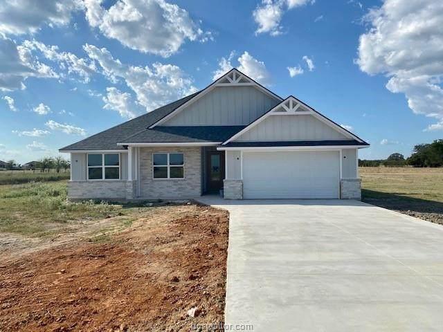 10323 Whiskey River Road, Bryan, TX 77807 (MLS #21012739) :: Cherry Ruffino Team