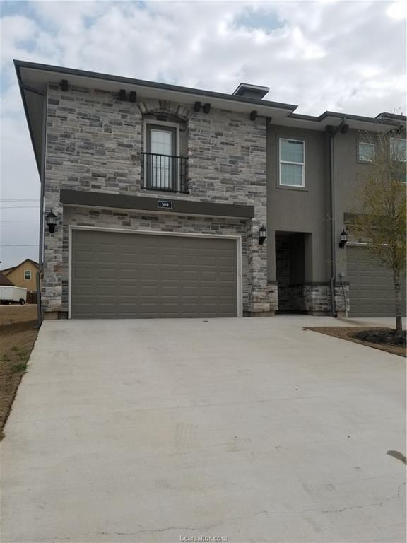 309 Sageway Court, College Station, TX 77845 (MLS #18002695) :: RE/MAX 20/20