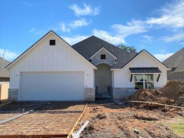 4009 Brownway Drive, College Station, TX 77845 (MLS #20003879) :: Cherry Ruffino Team