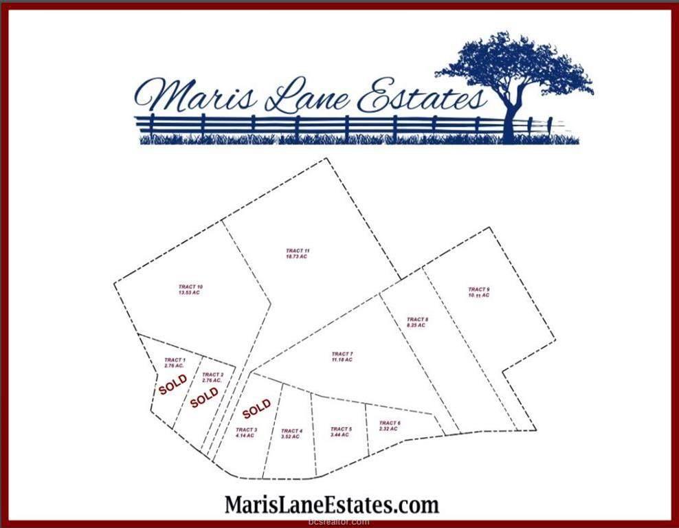 3.52 Acres Tract 4 Maris Lane - Photo 1