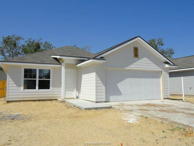 1912 Basil, Bryan, TX 77801 (MLS #20013410) :: Cherry Ruffino Team
