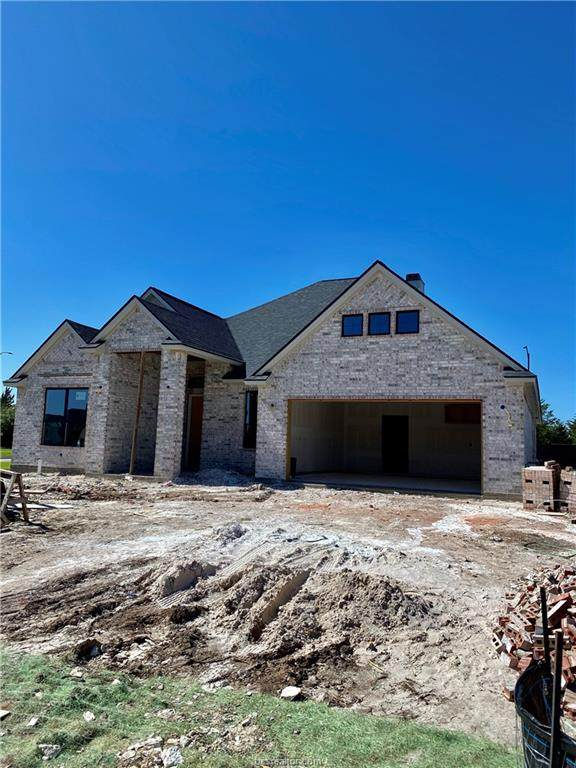 4217 Harding Way, Bryan, TX 77802 (#20013473) :: First Texas Brokerage Company