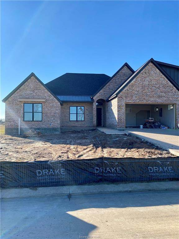 4814 Pearl River Court, College Station, TX 77845 (#20014350) :: First Texas Brokerage Company