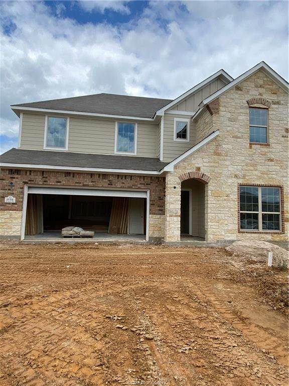 2014 Brisbane Way, Bryan, TX 77807 (#21001378) :: ORO Realty