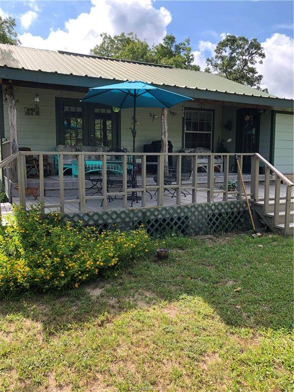 13848 Cr 482, Normangee, TX 77871 (MLS #21005373) :: The Lester Group