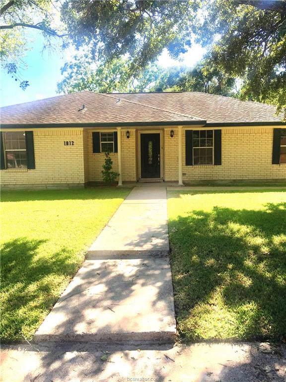 1812 Hondo Drive, College Station, TX 77840 (MLS #19014235) :: BCS Dream Homes