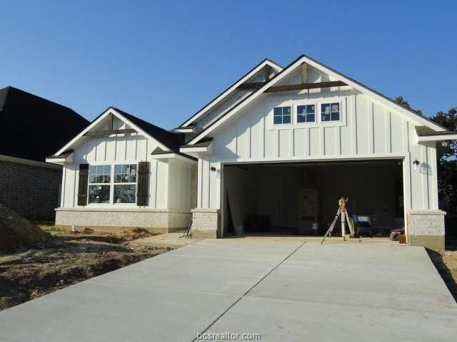 4016 Heru, College Station, TX 77845 (MLS #20011291) :: NextHome Realty Solutions BCS