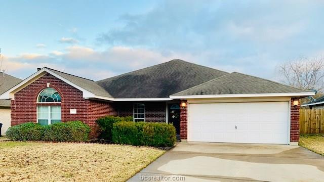 1212 Portsmouth Court, College Station, TX 77845 (MLS #18011979) :: Chapman Properties Group