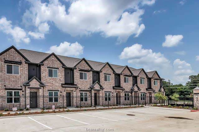 1451 Associates Avenue #105, College Station, TX 77845 (MLS #19000811) :: The Lester Group