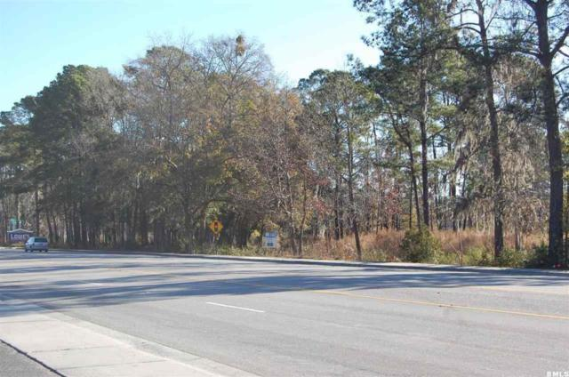 Lowes 4.3 Lowes 4 3 Acre Tract, Beaufort, SC 29902 (MLS #137937) :: RE/MAX Coastal Realty