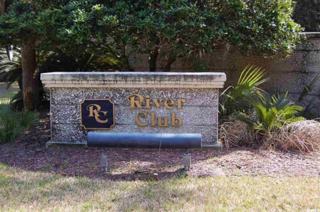 6 River Club, Fripp Island, SC 29920 (MLS #142382) :: RE/MAX Coastal Realty