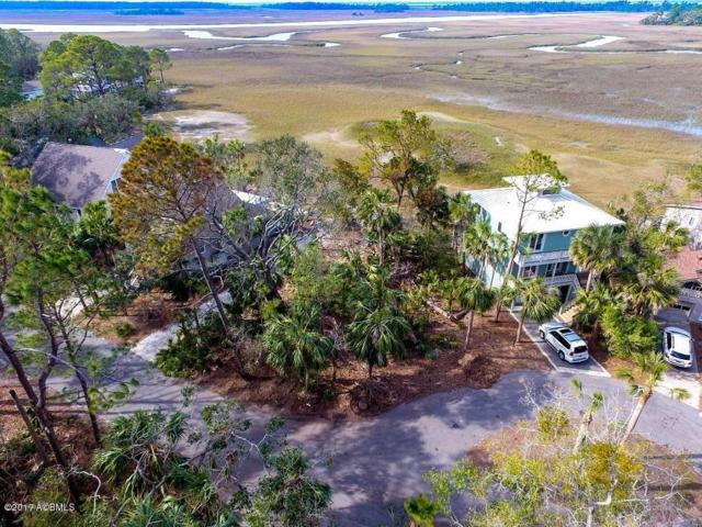 883 Salt Cedar Lane, Fripp Island, SC 29920 (MLS #151261) :: RE/MAX Coastal Realty