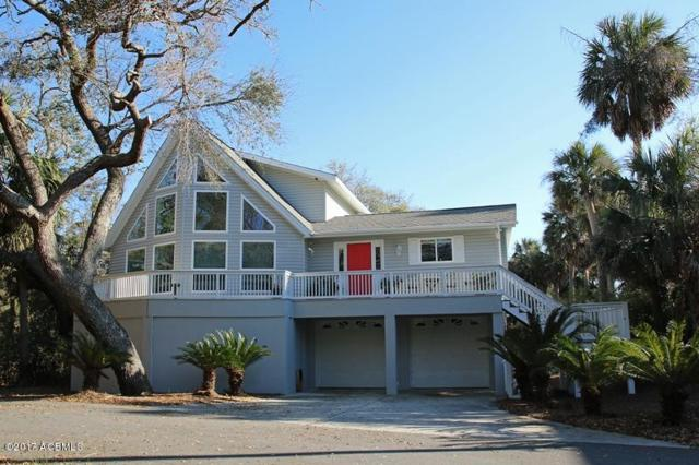 512 Lookout Lane, Fripp Island, SC 29920 (MLS #151672) :: RE/MAX Coastal Realty