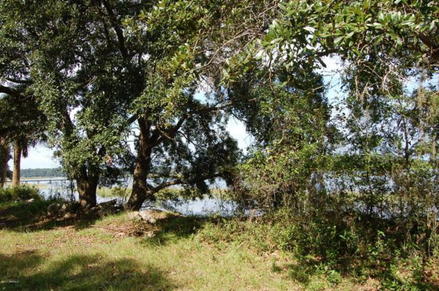 17 Old Smugglers Wharf Lane, St. Helena Island, SC 29920 (MLS #152225) :: RE/MAX Coastal Realty
