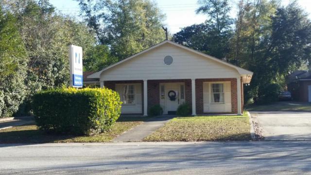 428 Railroad Avenue, Estill, SC 29918 (MLS #152310) :: RE/MAX Island Realty