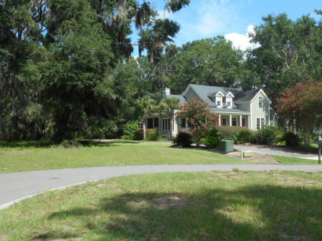 10 Long Pond Drive N, Beaufort, SC 29907 (MLS #153502) :: Marek Realty Group