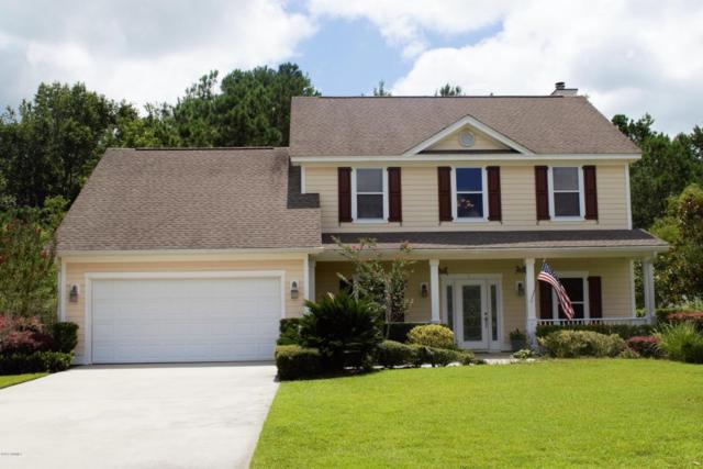 56 Parkside Drive, Bluffton, SC 29910 (MLS #153511) :: RE/MAX Island Realty