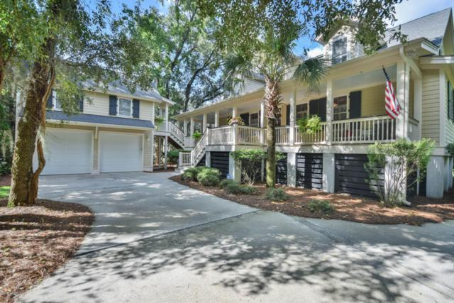 11 Governors Trace, Beaufort, SC 29907 (MLS #153641) :: Marek Realty Group