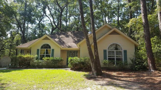 121 Marsh Drive, Beaufort, SC 29907 (MLS #153672) :: Marek Realty Group