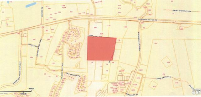 Tbd Lost Oaks Drive, Bluffton, SC 29910 (MLS #153677) :: RE/MAX Island Realty