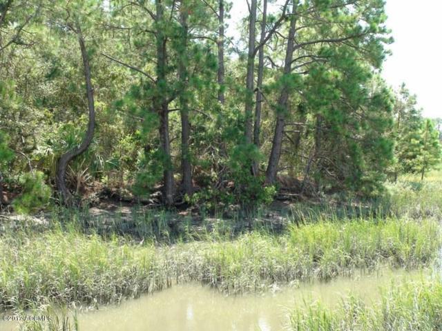 2 Lakeview Lane, Harbor Island, SC 29920 (MLS #153725) :: RE/MAX Coastal Realty