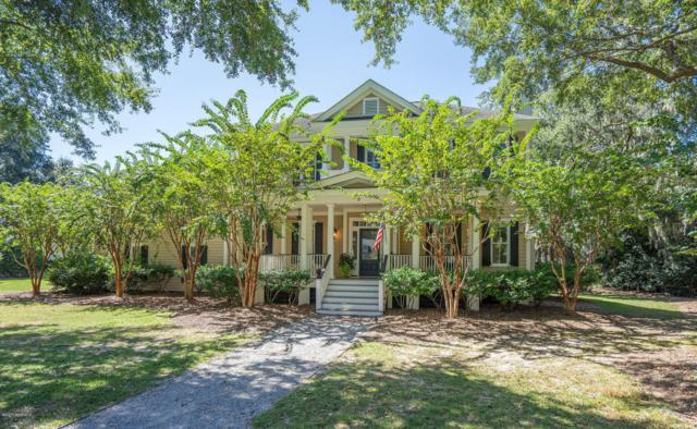 5 Long Pond Drive N, Beaufort, SC 29907 (MLS #154073) :: Marek Realty Group