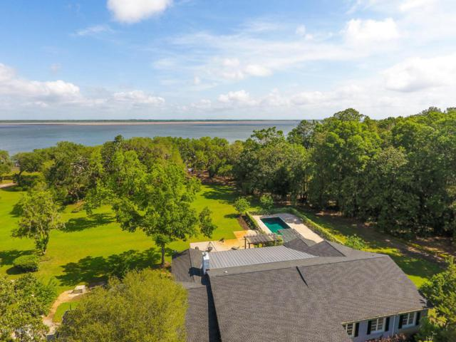 105 Old Plantation Drive E, Beaufort, SC 29907 (MLS #154162) :: RE/MAX Island Realty