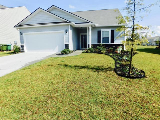 35 Brasstown Way, Beaufort, SC 29906 (MLS #154371) :: RE/MAX Coastal Realty