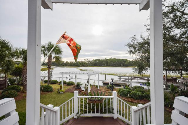 71 Lost Island Road, Beaufort, SC 29907 (MLS #154382) :: RE/MAX Coastal Realty