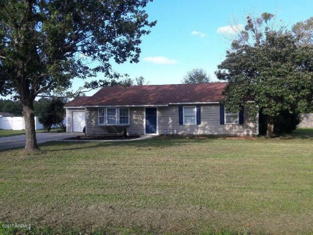 4325 Pinewood Circle, Beaufort, SC 29906 (MLS #154384) :: RE/MAX Coastal Realty