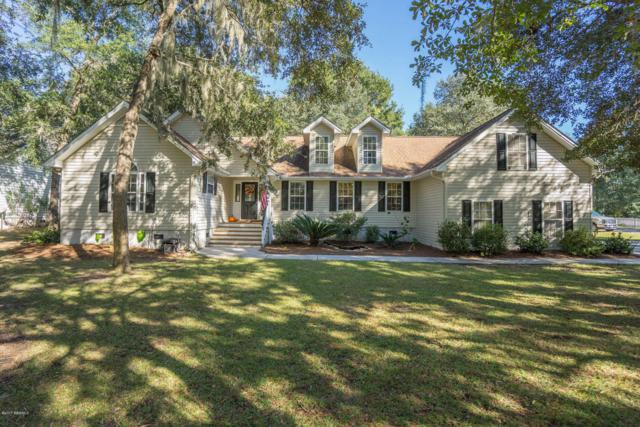 42 Walling Grove Road, Beaufort, SC 29907 (MLS #154544) :: RE/MAX Island Realty