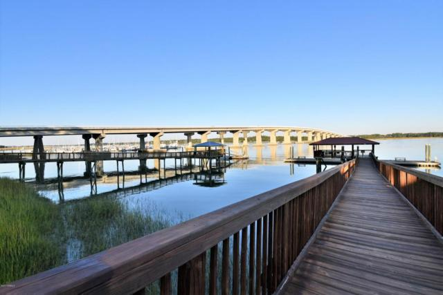 1231 Ladys Island Drive #238, Port Royal, SC 29935 (MLS #154593) :: RE/MAX Coastal Realty