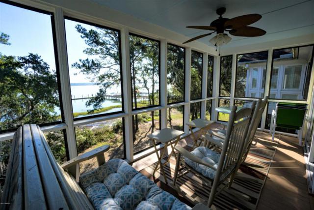 5 Riverwind Drive, Port Royal, SC 29935 (MLS #154638) :: RE/MAX Island Realty