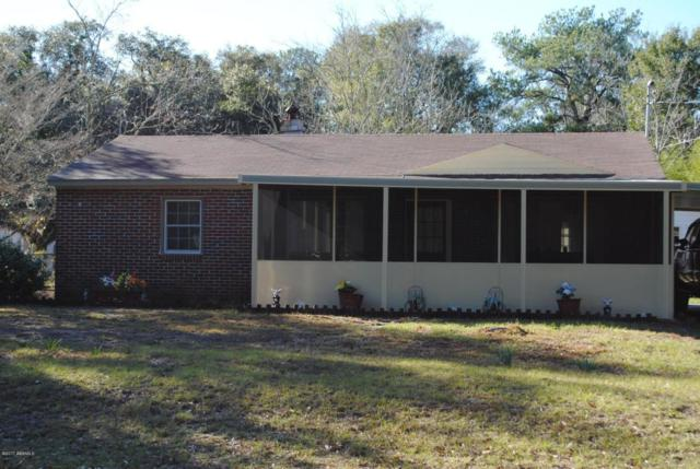 1900 Darby Drive, Beaufort, SC 29902 (MLS #154823) :: RE/MAX Island Realty