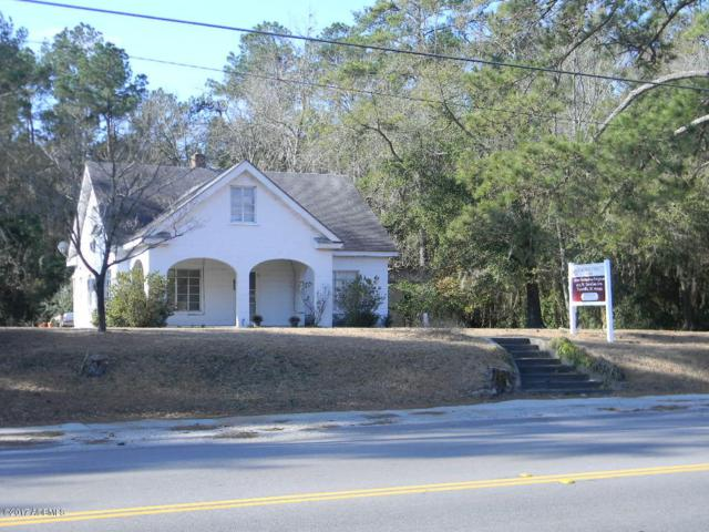 383 W Carolina Avenue, Varnville, SC 29944 (MLS #154853) :: RE/MAX Island Realty