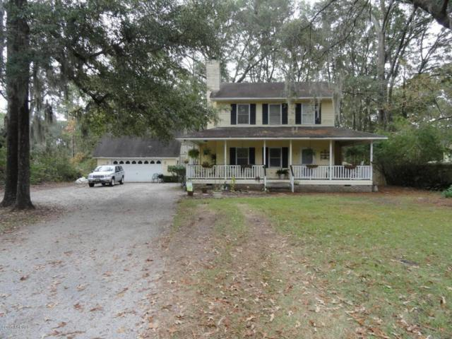 8 Meredith Lane, Beaufort, SC 29907 (MLS #154885) :: Marek Realty Group
